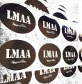 4 Stickers LMAA